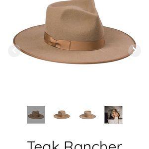 Lack Of Color - Teak Rancher (size medium 57cm)